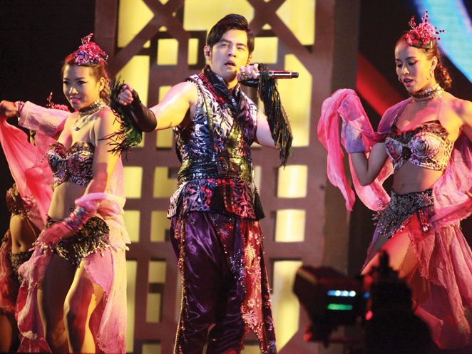 Jay Chou, King of Asian Pop