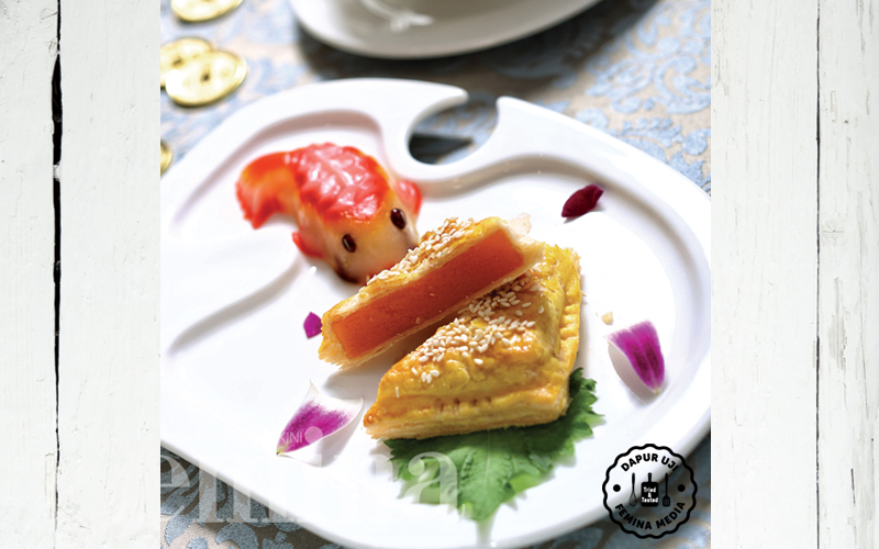 Resep Baked Chinese Yearly Pancake And Nian Gao