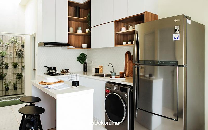 Tak Masalah Sempit Ini 4 Desain Dapur Mungil Untuk Hunianmu