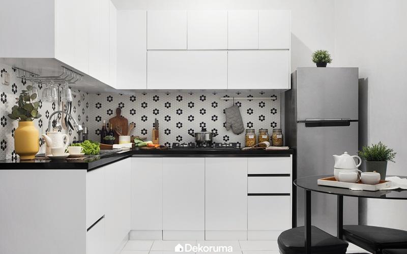 Ubah Tampilan Kitchen Set Dengan 5 Inspirasi Ini