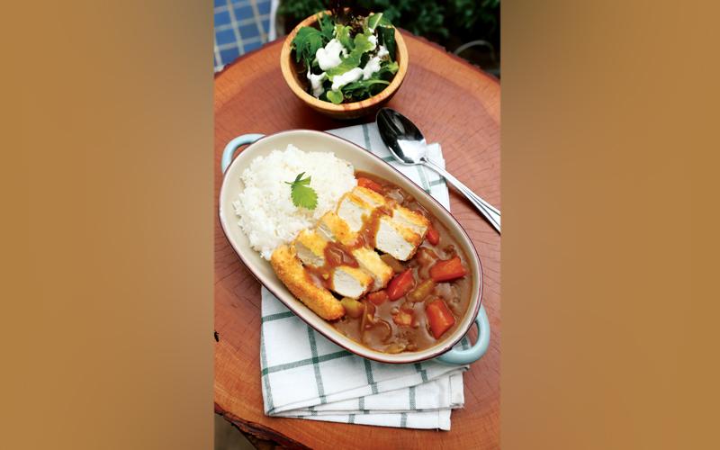 Resep Vegan Curry Katsu Oleh Firmansyah Mastup