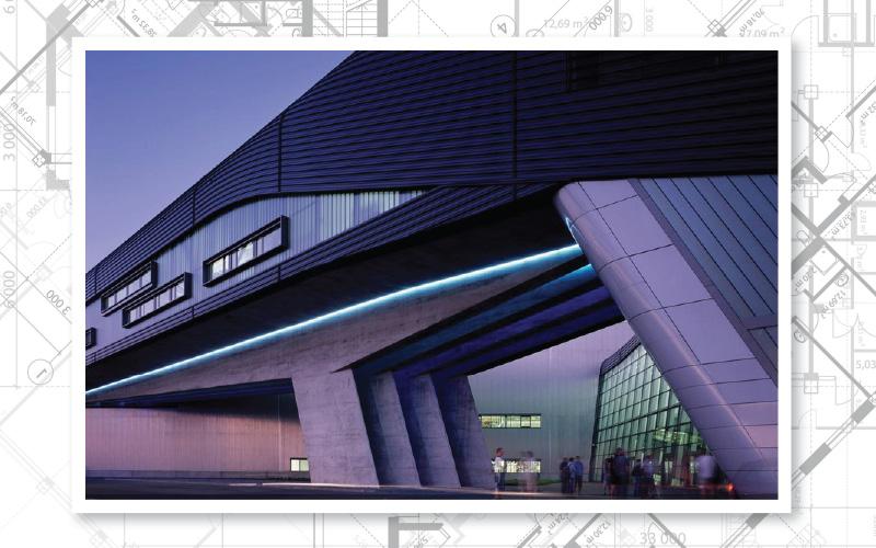 13 Arsitektur Unik Dan Futuristik Karya Zaha Hadid