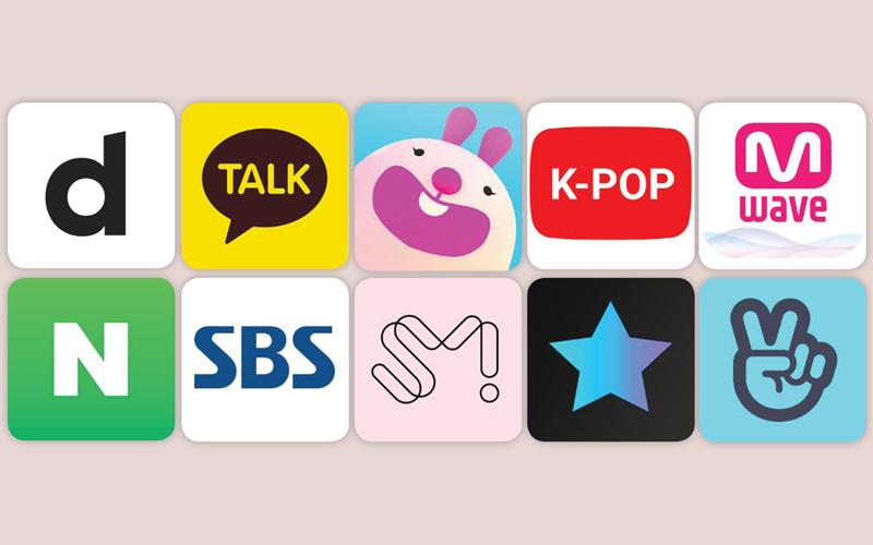 10 Aplikasi Wajib Unduh Para K Lovers