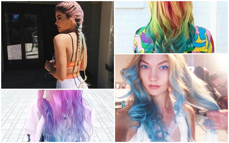 Warna Rambut Wanita 2021