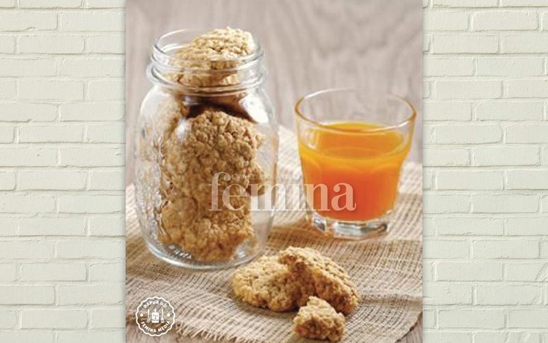 Resep Oatmeal Cookies Kue Kering Enak Dan Sehat