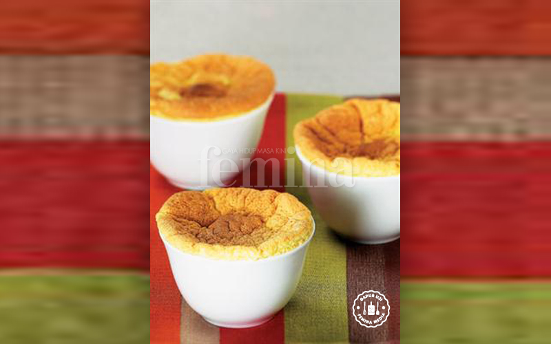 Resep Cake Durian Jtt: Resep Souffle Durian