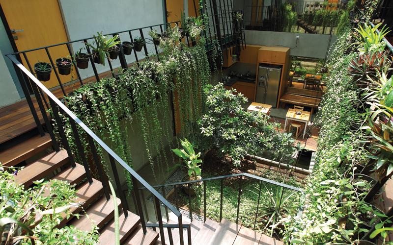 9 tip mendekorasi rumah menjadi hijau