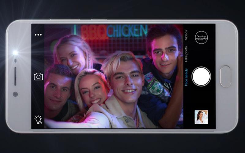 Image result for kamera Vivo V5