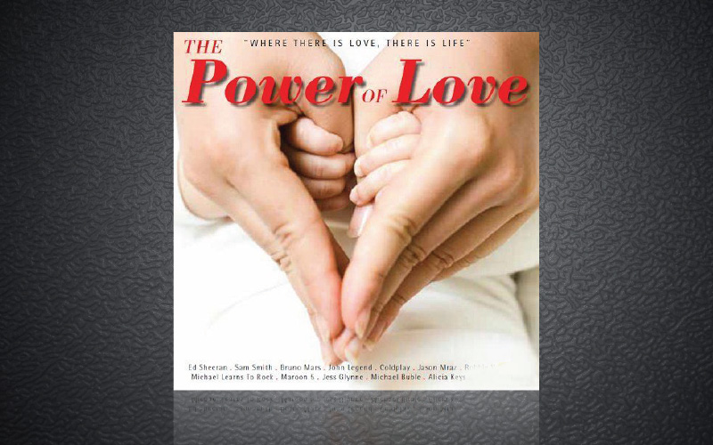 Mengabadikan cinta lewat lagu Celine Dion The Power of Love mp3