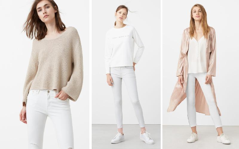 5 Aturan Padu Padan Jeans Putih