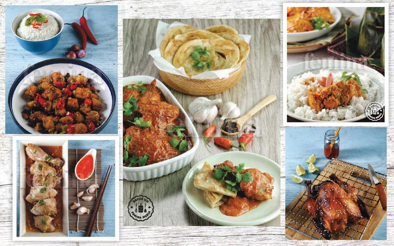 5 Resep Wajib Coba Minggu Ini Ayam Goreng Cabai Ayam Hainan