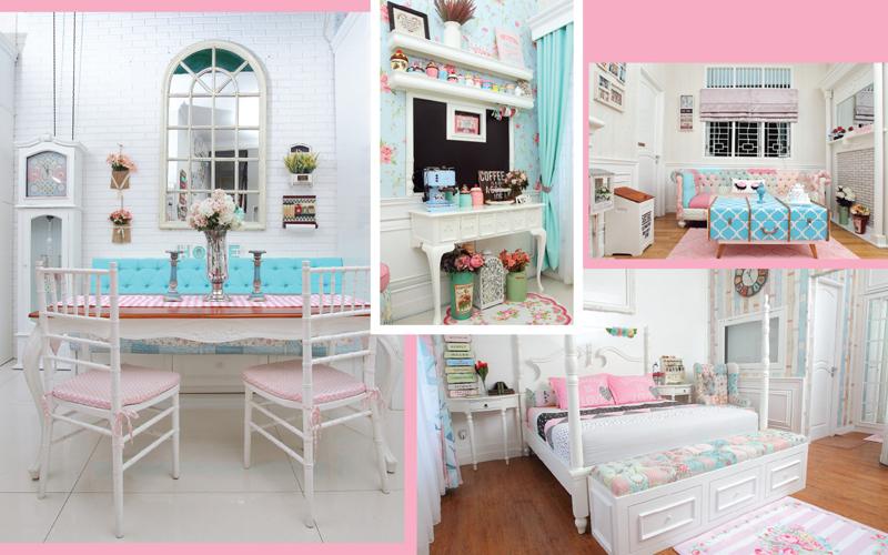 Tip Memadukan Warna Pink Dengan Aneka Warna Lain Untuk Rumah