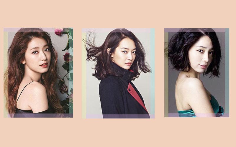 3 Gaya Wavy Hair ala Bintang Korea fe90892d53
