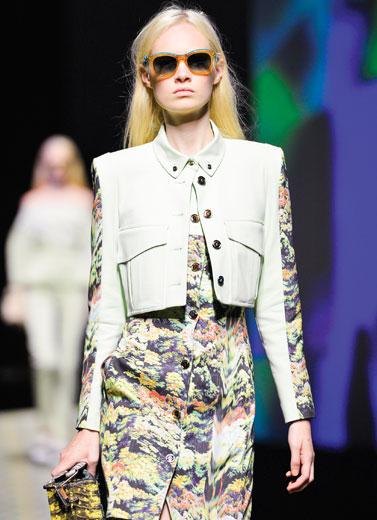 Tren Fashion Dari Milan