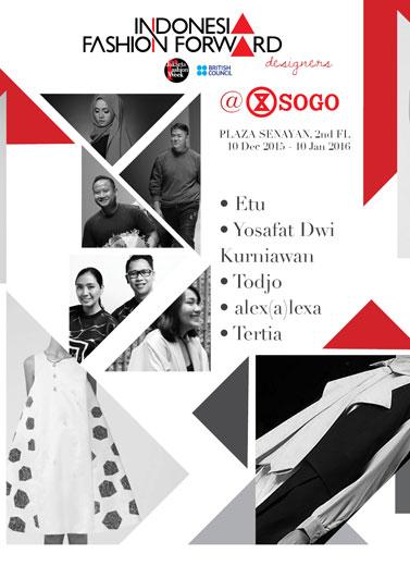 Desainer Muda Indonesia di Sogo