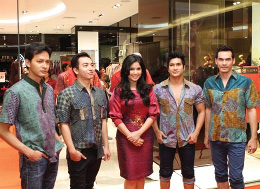 Kemeja Batik Trendi Alleira