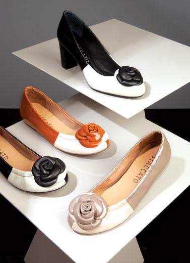 Sepatu Two Tone Staccato