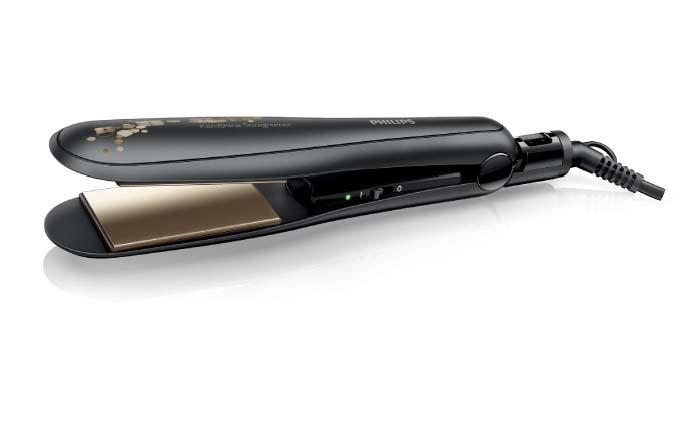 Philips straightener HP8316/00, Rambut Seindah di Salon
