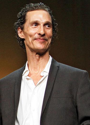Diet Teh ala Matthew McConaughey