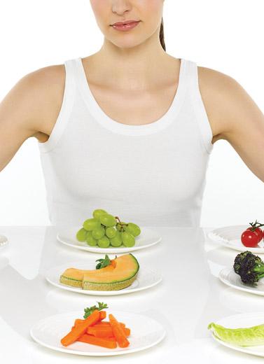 Vegetarian Tak Berarti Kurang Gizi