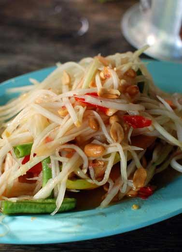 Salad Pepaya, Segar Bernutrisi