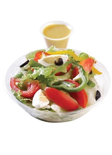 Kalori dalam Sepiring Salad (II)