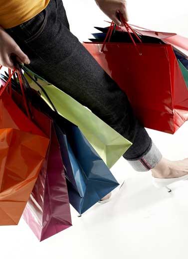 Pola Diet Stress Shopper