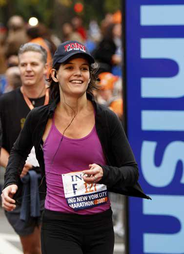 Berani Ikut Maraton?