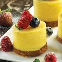 Cheesecake Buah Berry