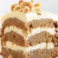 Cake Kopi Jahe