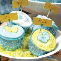 Yoghurt Cupcake