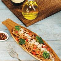 Spaghetti Aglio Olio