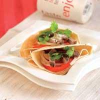 Tortilla Isi Daging Kambing