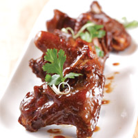 Soy Sauce Ginger Chicken