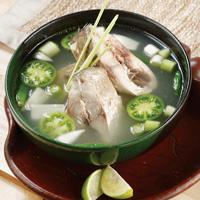 Sup Ikan Kuwe