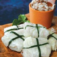 Kol Isi Nasi Daging Pedas