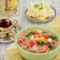 Moroccan Tagine Soup