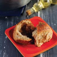 Caramelized Onion Bread