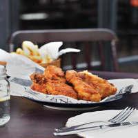 Southern Style Fried Chicken