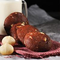 Nutty Brownie Cookies