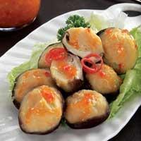 Jamur Isi Saus Thai