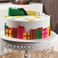Lemon Bundt Cake: