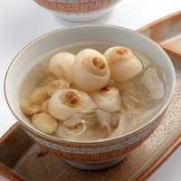 Sweet Lotus Seed & Dried Longan