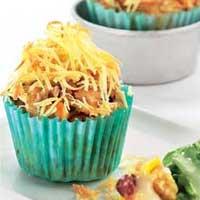 Muffin Jagung Daging Asap