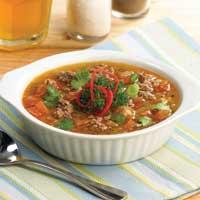 Picadillo (Sup Sapi Cincang)