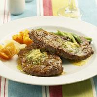 Steak Sirloin Bumbu Mustard