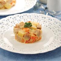 Salad Sayuran Siram Mayones