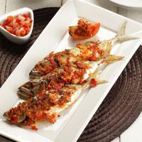Ikan Bakar Rica-Rica