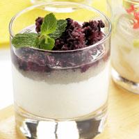 Yoghurt Tapai Ketan Hitam