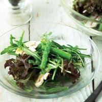 Salad Asparagus Selada Pedas